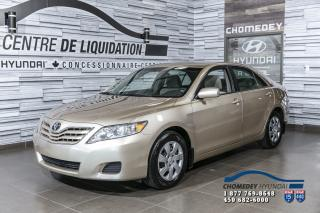 Used 2010 Toyota Camry for sale in Laval, QC