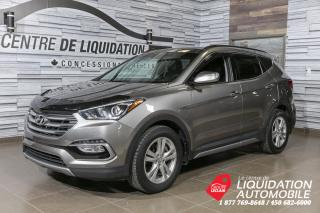 Used 2017 Hyundai Santa Fe Sport LIMITED+AWD+GPS+CUIR+TOIT for sale in Laval, QC