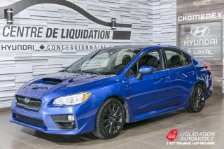 Used 2015 Subaru WRX for sale in Laval, QC
