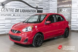 Used 2015 Nissan Micra SV for sale in Laval, QC