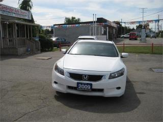 Used 2009 Honda Accord Cpe EX-L for sale in Cambridge, ON