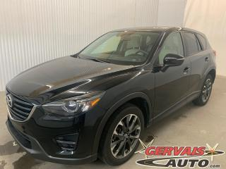Used 2016 Mazda CX-5 GT AWD GPS Cuir Toit Ouvrant MAGS Bluetooth for sale in Shawinigan, QC