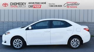 Used 2017 Toyota Corolla LE,  AUTOMATIQUE for sale in Laval, QC