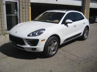 Used 2015 Porsche Macan AWD/ S/ EXT FACTORY WARRANTY UP TO 160,000KM for sale in North York, ON