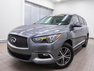 Used 2016 Infiniti QX60 PREMIUM AWD *7 PASSAGERS* TOIT *NAVIGATION* PROMO for sale in St-Jérôme, QC