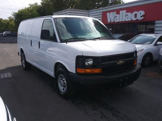 Used 2016 Chevrolet Express 1500 2500 Cargo for sale in Ottawa, ON