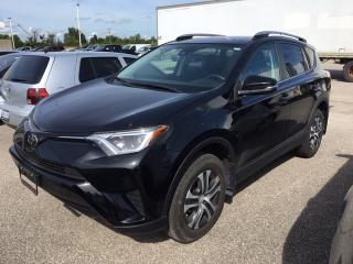 Used 2017 Toyota RAV4 LE - 1 OWNER|LOW KMS|BLUETOOTH|CAMERA for sale in Ancaster, ON