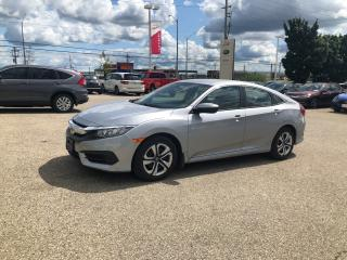 Used 2017 Honda Civic LX Reverse Assist Camera, Bluetooth and More! for sale in Waterloo, ON