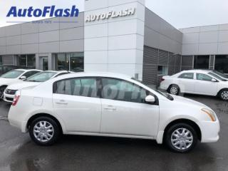 Used 2010 Nissan Sentra 'S' 2.0L *A/C* Vitres-Electrique for sale in St-Hubert, QC