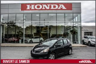 Used 2013 Honda Fit LX Manuel for sale in Ile-des-Soeurs, QC