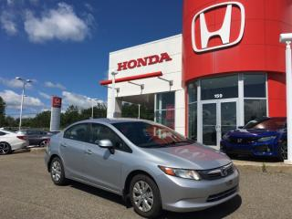 Used 2012 Honda Civic LX *GARANTIE 10 ANS/ 200 000 KM* for sale in Donnacona, QC