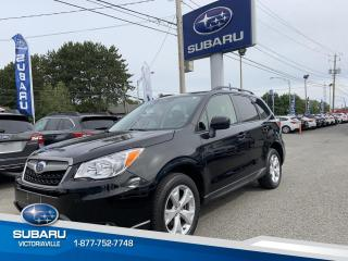 Used 2015 Subaru Forester 2.5i groupe Commodité familiale 5 portes for sale in Victoriaville, QC