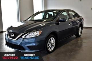 Used 2016 Nissan Sentra SV STYLE || TOIT OUVRANT || MAGS || CAMERA || SIEG SV STYLE || TOIT OUVRANT || MAGS || CAMERA || SIEG for sale in Brossard, QC