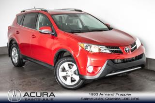 Used 2014 Toyota RAV4 XLE for sale in Ste-Julie, QC