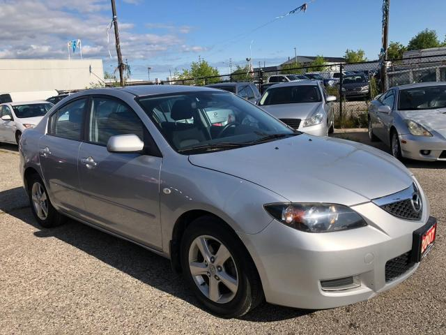 2007 Mazda MAZDA3 GS, ONE OWNER, WARRANTY, CERTIFIED