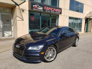 Used 2013 Audi A7 3.0 Premium**NAVIGATION SYSTEM** for sale in North York, ON