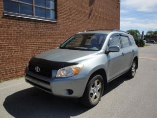 Used 2008 Toyota RAV4 4WD / 4 cylinder/ONE OWNER NO ACCIDENTS for sale in Oakville, ON
