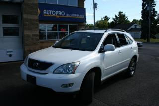 Used 2007 Lexus RX 350 NAVIGATION for sale in Nepean, ON