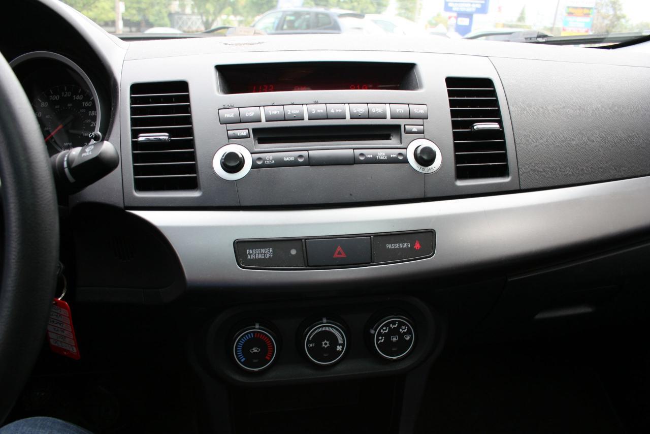 2011 Mitsubishi Lancer