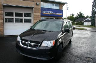 Used 2015 Dodge Grand Caravan CANADA VALUE PACKAGE for sale in Nepean, ON