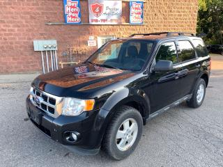 Used 2011 Ford Escape XLT/3L/SUMMER BLOWOUT SALE/NO ACCIDENT/CERTIFIED for sale in Cambridge, ON