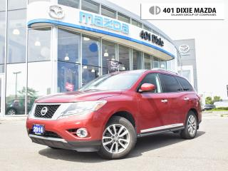 Used 2014 Nissan Pathfinder SL|ONE OWNER|NO ACCIDENTS| for sale in Mississauga, ON