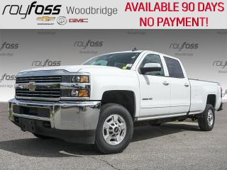 Used 2018 Chevrolet Silverado 2500 HD LT LONGBED for sale in Woodbridge, ON