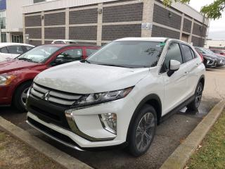 Used 2020 Mitsubishi Eclipse Cross ES for sale in Mississauga, ON