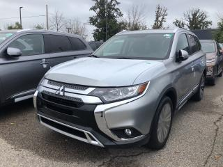 Used 2020 Mitsubishi Outlander EX for sale in Mississauga, ON