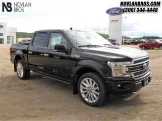 Used 2019 Ford F-150 Limited   - Limited Luxury -  Leather Seats for sale in Paradise Hill, SK