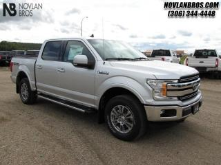 Used 2019 Ford F-150 Lariat   - Lariat Luxury -  Leather Seats for sale in Paradise Hill, SK