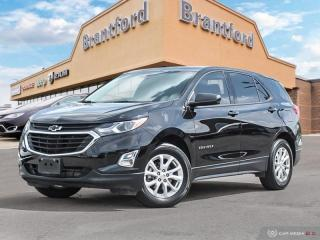 Used 2018 Chevrolet Equinox LS - Bluetooth -  Heated Seats - $152 B/W - $152 B  - $152 B/W for sale in Brantford, ON
