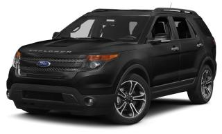 Used 2014 Ford Explorer SPORT for sale in Calgary, AB