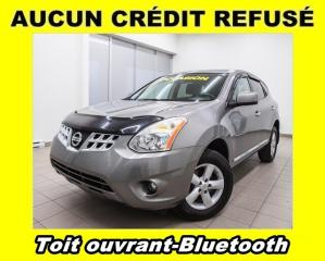 Used 2013 Nissan Rogue S ÉDITION SPÉCIALE *TOIT* BLUETOOTH *MAGS* PROMO for sale in St-Jérôme, QC