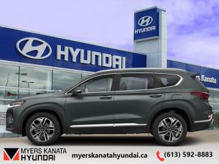 Used 2020 Hyundai Santa Fe 2.0T Ultimate AWD  - $270 B/W for sale in Kanata, ON