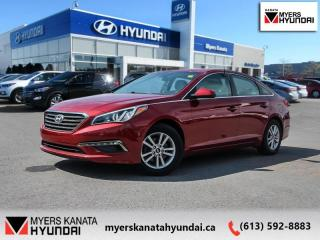 Used 2015 Hyundai Sonata 2.4L GL  - $94 B/W for sale in Kanata, ON