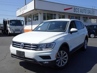 Used 2018 Volkswagen Tiguan All Wheel Drive, Reliable, Bluetooth, Super Clean for sale in Vancouver, BC