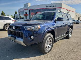 Used 2016 Toyota 4Runner SR5 SUNROOF | TOUCHSCREEN | LEATHER for sale in Etobicoke, ON