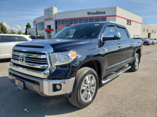 Used 2017 Toyota Tundra Platinum 5.7L V8 1794 EDITION | LOADED | 5.7L for sale in Etobicoke, ON