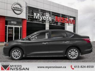 Used 2019 Nissan Sentra SV CVT  - Heated Seats - $145 B/W for sale in Orleans, ON