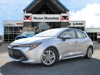 Used 2019 Toyota Corolla Hatchback SE Package  - Navigation - $145 B/W for sale in Ottawa, ON