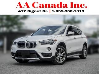Used 2018 BMW X1 xDrive28i |PANOROOF|NAVI|HEADSUPDISPLAY| for sale in Toronto, ON