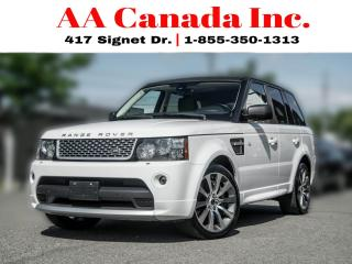 Used 2012 Land Rover Range Rover Sport SC Autobiography for sale in Toronto, ON