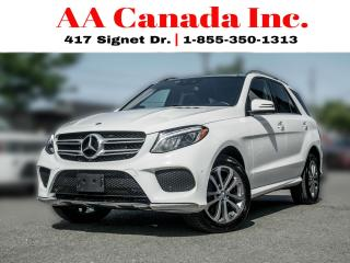 Used 2016 Mercedes-Benz GLE GLE 350d |360CAM|NAVI|PANOROOF for sale in Toronto, ON