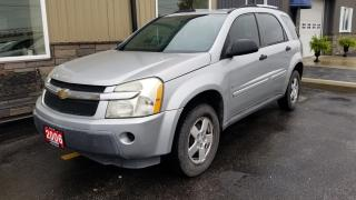 Used 2006 Chevrolet Equinox LS for sale in Tilbury, ON