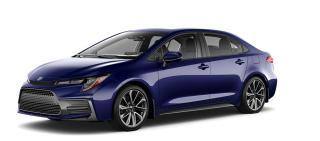 New 2020 Toyota Corolla SE for sale in Renfrew, ON