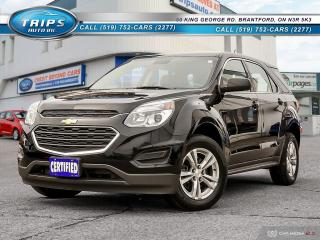 Used 2016 Chevrolet Equinox LS for sale in Brantford, ON