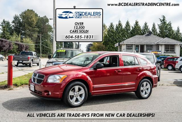 2010 Dodge Caliber SXT, Local, No Accidents, Only 124k, Automatic!