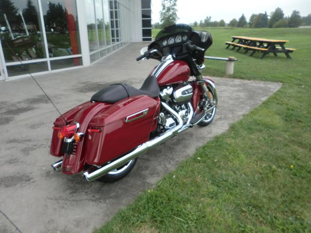 2020 Harley-Davidson FLHX Street Glide