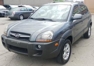 Used 2009 Hyundai Tucson Limited for sale in Hamilton, ON